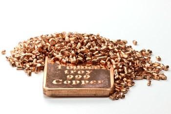 To buy copper at Edelmetalle direkt in Freiburg