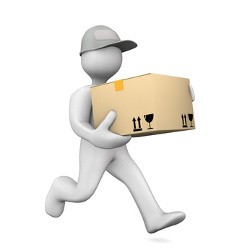To request delivery times by shipment tracking online