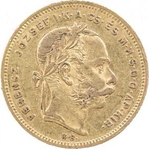 8 Forint 5,81g Gold