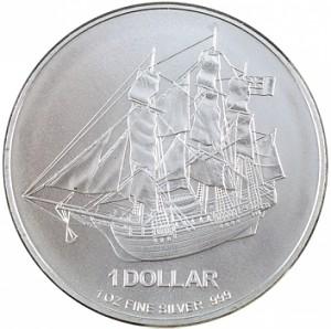 Cook Islands 1oz Silver