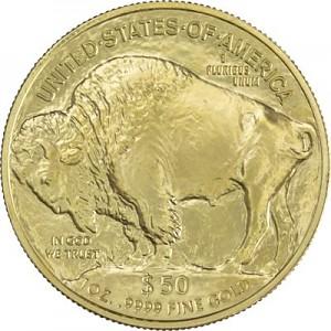 American Buffalo 1oz Gold - 2016