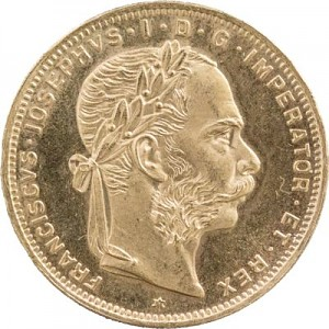 8 Florin 5,81g Gold