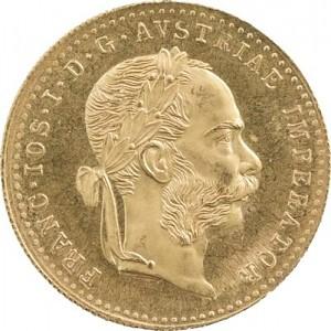1 Ducat 3,44g Gold