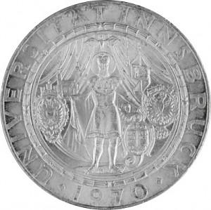 50 Austrian Shilling 12,8g Ag (1974 - 1978)