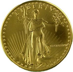 American Eagle 1oz Gold