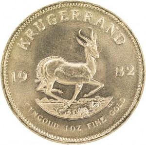 Krugerrand 1oz Gold - B-Stock