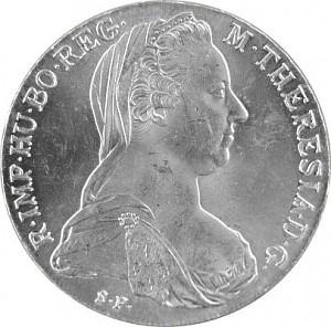 Austria Maria Theresa Silver Thaler 23,38g Silver - B-Stock