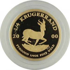 Krugerrand 1/4oz Gold Proof - 2000