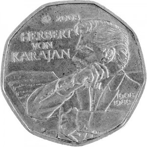 5 Euro Commemorative Coin Austria 8,0g Silver (2002 - 2011)
