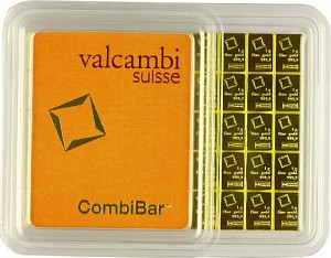 Gold Bar - CombiBar 50g (50x1g) Gold
