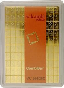 Gold Bar - CombiBar 100g (100x1g) Gold