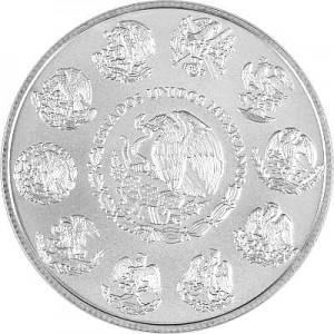 Libertad 1oz Silver - B-Stock