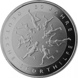 20 Euro Commemorative Coin Germany 16,65g Silver 2017