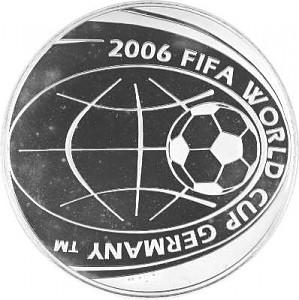 5 Euro Commemorative Coin Italy 10g Silver 2006
