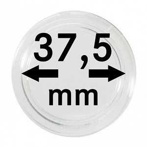Coin Capsules 37,5mm, 1 Piece