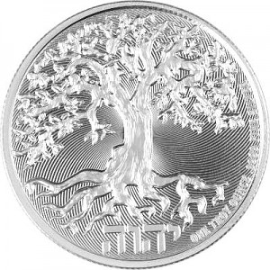 Niue Tree of Life Truth Series 1oz Silver - 2019