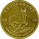 Krugerrand 1oz Gold