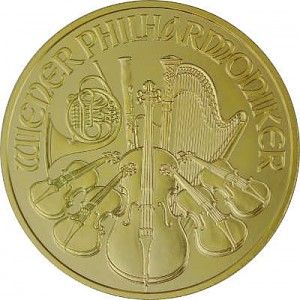 Vienna Philharmonic 1oz Gold - 2020