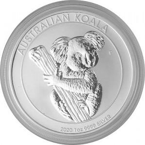 Koala 1oz Silver - 2020