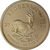 Krugerrand 1oz Gold - 2020