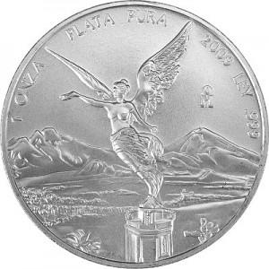 Libertad 1oz Silver - 2009