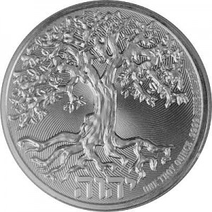 Niue Tree of Life Truth Series 1oz Silver - 2020