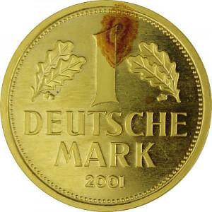 1 Goldmark 12g Gold - 2001 B-Stock