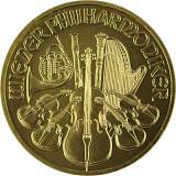 Vienna Philharmonic 1oz Gold - 2021