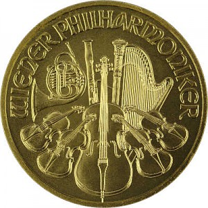 Vienna Philharmonic 1oz Gold - 2021