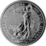Britannia 1oz Silver - 2021