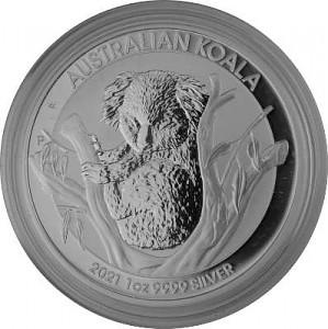Koala 1oz Silver - 2021