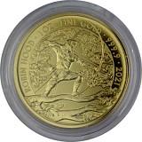 UK Myths and Legends Robin Hood 1oz Gold - 2021