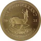 Krugerrand 1/2oz Gold - 2021