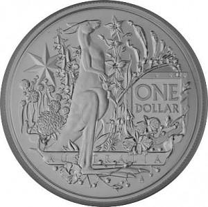 Australian Coat of Arms Royal Australien Mint 1oz Silver - 2021