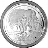 Niue Icons of Inspiration - Galileo 1 oz Silver - 2021