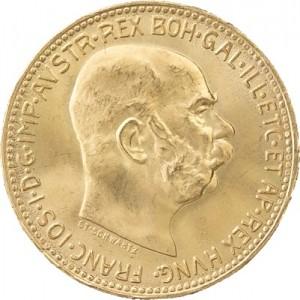 20 Kronen Austria 6,09g Gold