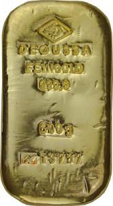 Gold Bar 500g - Various Manufacturers