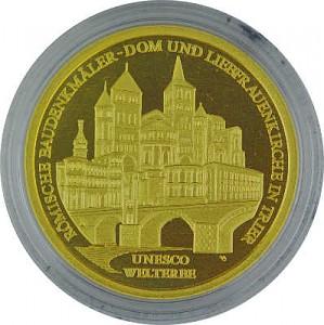 100 Euro 1/2oz Gold - 2009 Trier