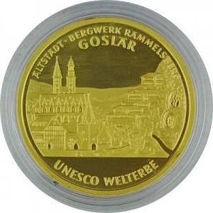 100 Euro 1/2oz Gold - 2008 Goslar