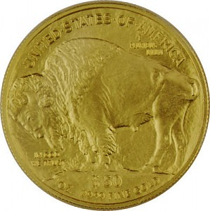American Buffalo 1oz Gold - 2013