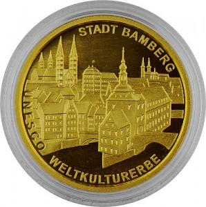 100 Euro 1/2oz Gold - 2004 Bamberg