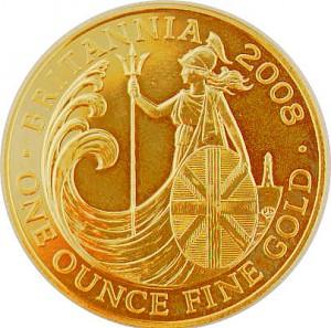 Britannia 1oz Gold