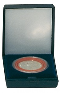Coin Case with Capsule, Small