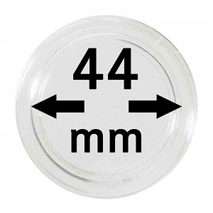 Coin Capsules 44mm, 1 Piece