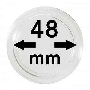 Coin Capsules 48mm, 1 Piece